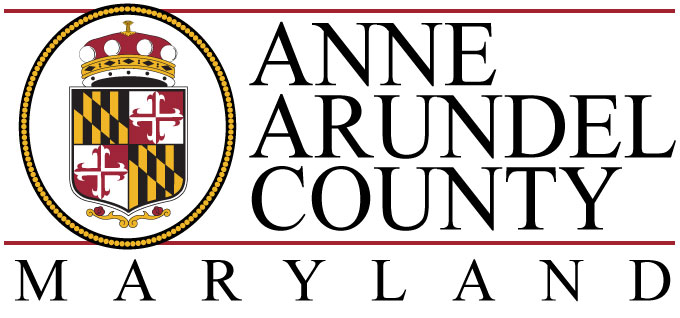 Anne Arundel County logo with county seal