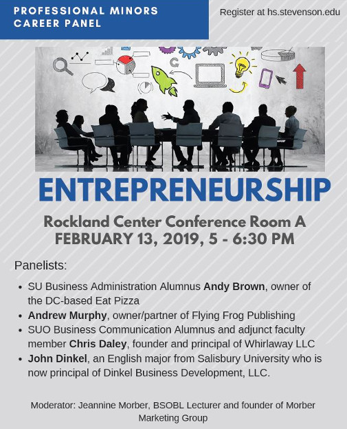 Entrepreneurship event