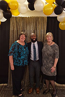 Faculty who attended the banquet