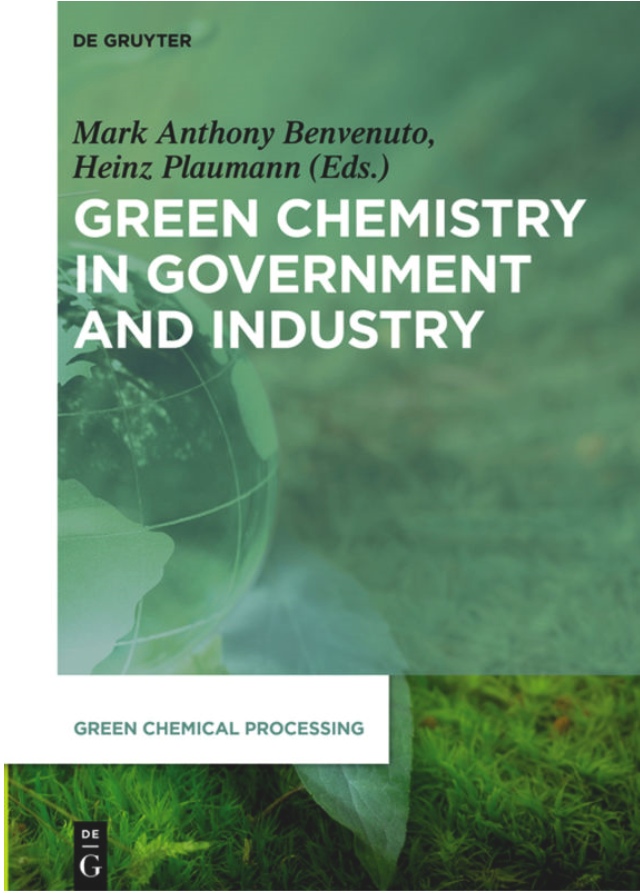 Green Chemistry in Government and Industry Cover