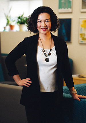 Maria S. Wong, Ph.D., Associate Professor of Psychology