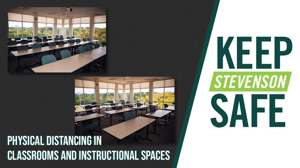 Physical Distancing in Classrooms and Instructional Spaces
