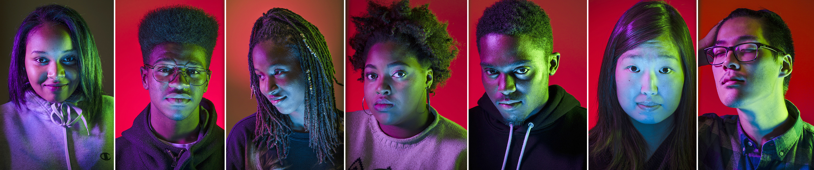 Wide Angle Youth Media portraits