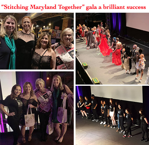 Photos from Stitching Maryland Together Gala