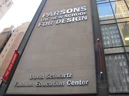 PArsons School of Design, NYC