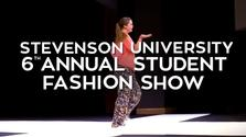 Special Olympics at Stevenson Fashion Show