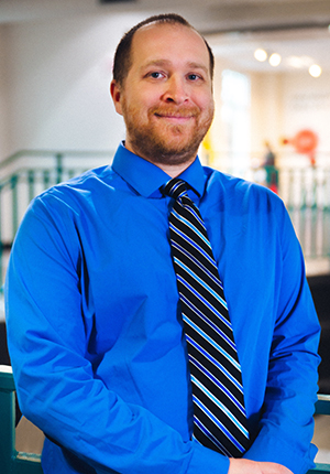 D. Ryan Schurtz, Ph.D., Associate Professor of Psychology
