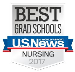 Logo for US News Nurse Award