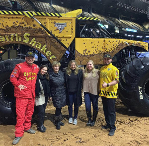Public relations for Monster Jam