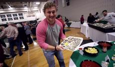 Stevenson University's 2017 Bull and Oyster Roast