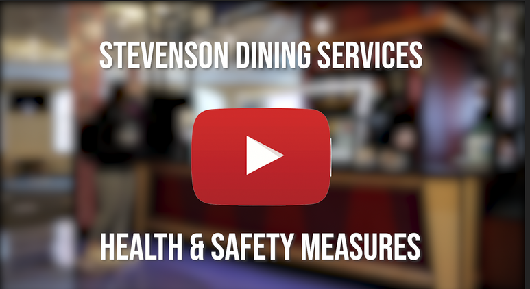 Dining Services Health & Safety Measures