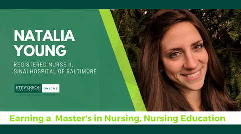 Photo of Natalia Young, Nursing Student