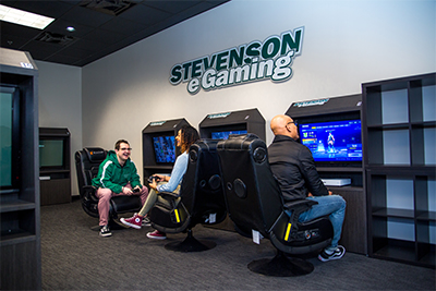 systems in game room