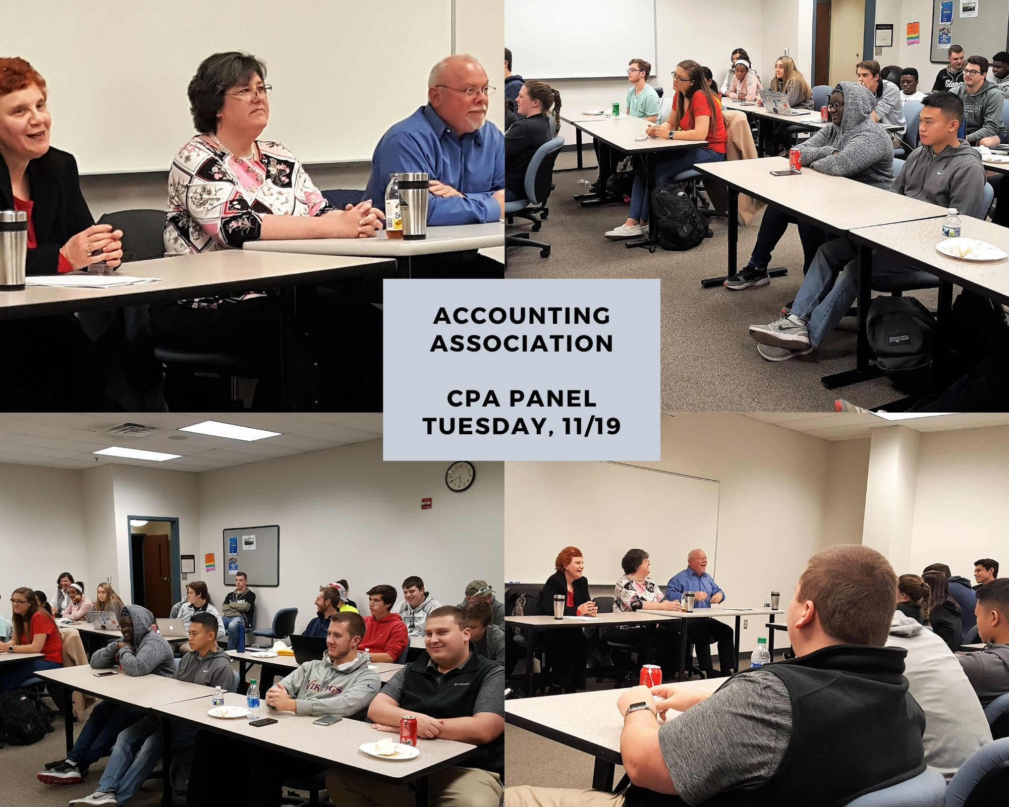 Accounting Association CPA Panel