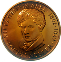 picture of abel prize