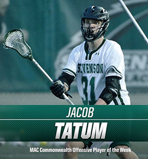 Jacob Tatum, player of the week
